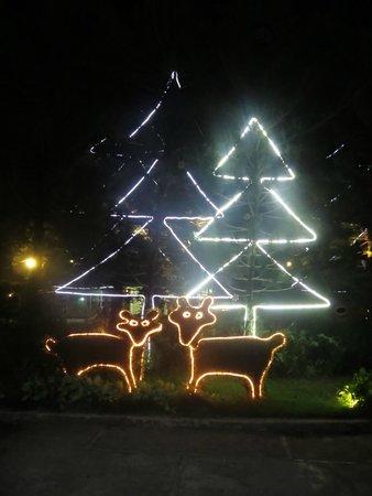 Saigon Phu Quoc Resort: ganzjährige Weihnachtsdeko
