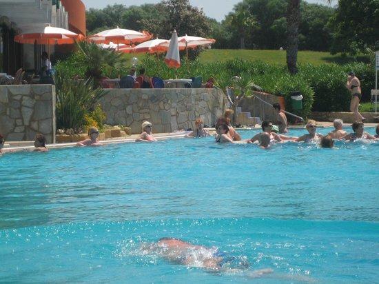 Club Lipari Hotel : бассейн
