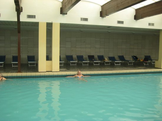 Club Lipari Hotel : термальный бассейн