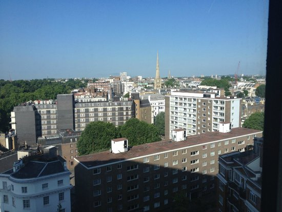 Lancaster London: Vista Cidade do apto 12º andar