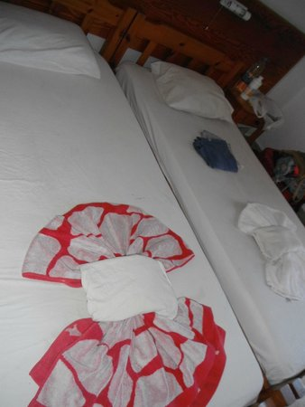 Hotel Arcadi : Room cleaned daily