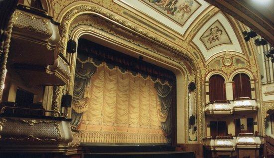 Moncton, Canada : La scène principale - The main stage