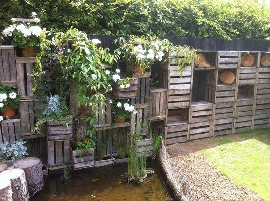 Domaine de Chaumont-sur-Loire : The chickens' garden