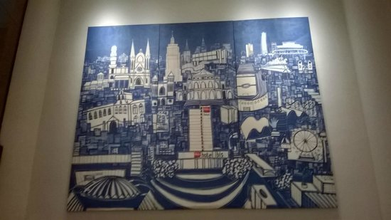 Ibis Sao Paulo Expo: Lobby