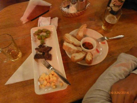 Norton Rat s Tavern: Entradinha Deliciosa!