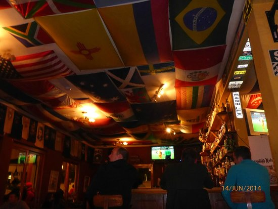 Norton Rat s Tavern: Ambiente do Bar