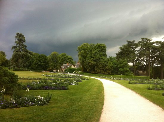 Domaine de Chaumont-sur-Loire : The garden