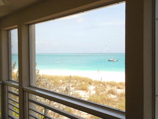 Ocean Club West: Lunch on the Deck