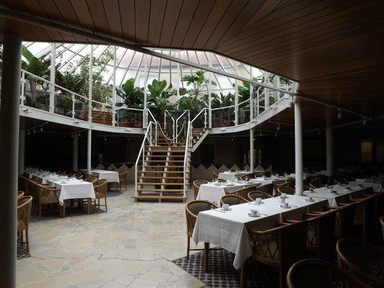 Park Hotel Brugge : dining room