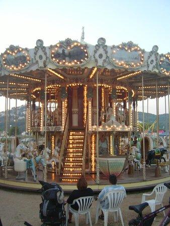 Montemar Maritim: carousel, have fun