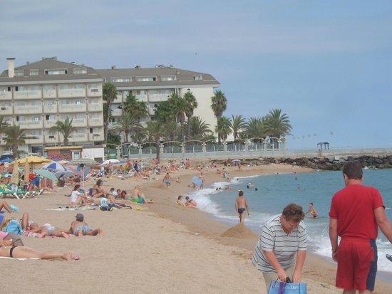 Montemar Maritim: at the beach
