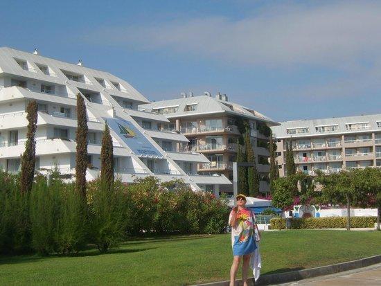 Montemar Maritim: excellent hotel,