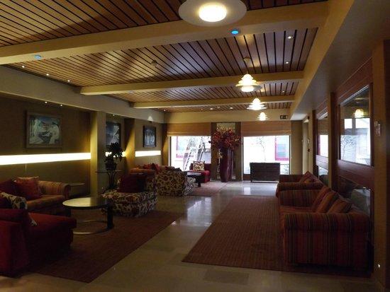 Park Hotel Brugge : reception