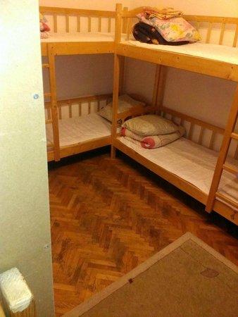 Legenda Lvova Hostel: Beds