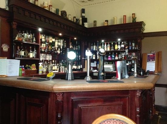 Hetland Hall Hotel: the Lounge Bar