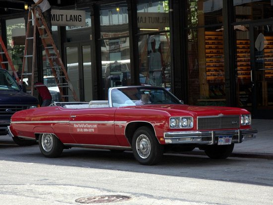 New York Fun Tours : chevrolet caprice classic 1975