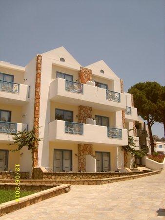 Lindia Thalassa Resort: Block B