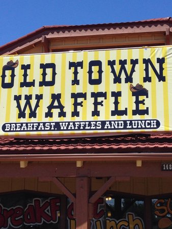 Old Town Waffles