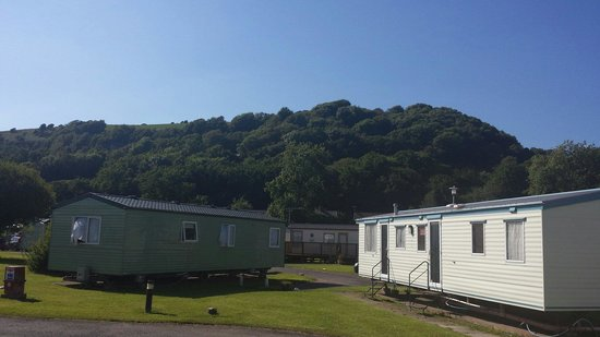 Parkdean - Pendine Sands Holiday Park: View from caravan