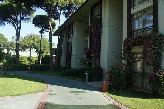 Gloria Verde Resort: номер