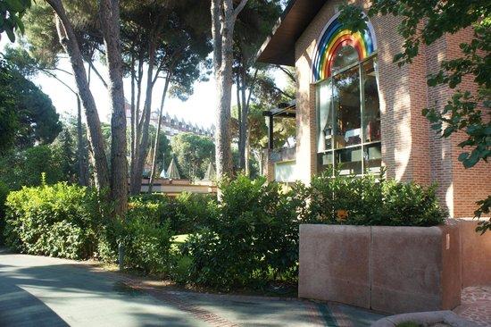 Gloria Verde Resort: ресторан