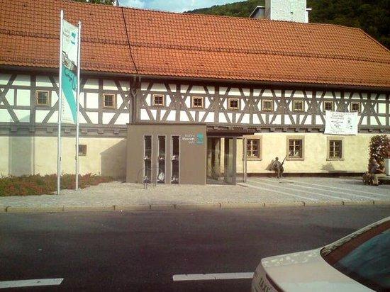 ซัล, เยอรมนี: Das Waffenmuseum.