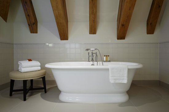 Waldorf Astoria Amsterdam: Grand Loft bathroom