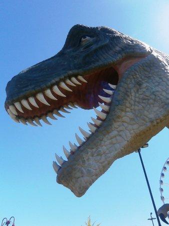 Dinosaur Adventure Golf: T Rex!