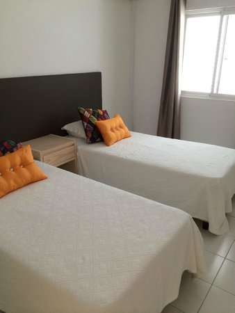Vilabranca Apartments: Beds