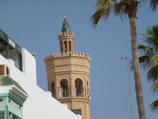 Medina de Túnez: Медина