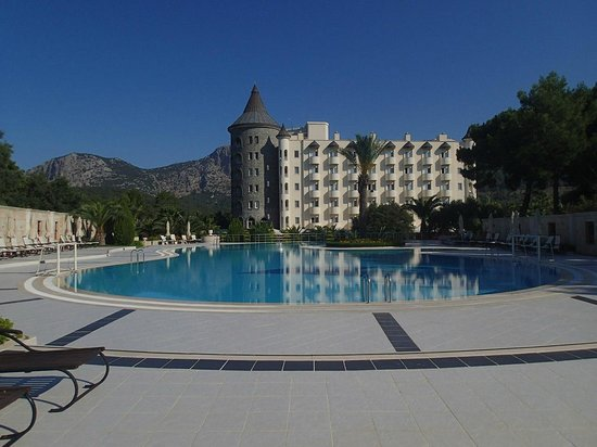 Alinn Sarigerme Boutique Hotel: вид на отель