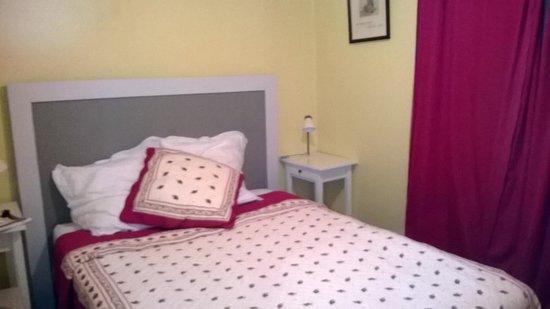 Le Presbytere : small room