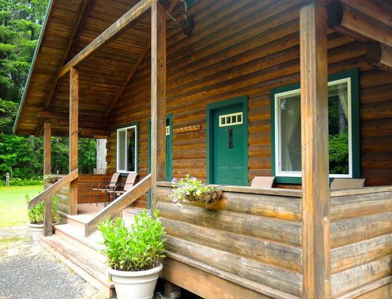 Huckleberry Lodge Cabins: Cabins #1 and #2