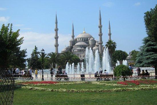 Hotel Amira Istanbul: Blue Mosque