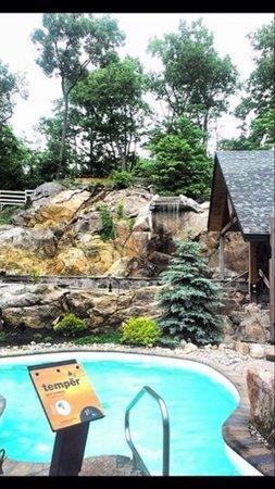 Nordik Spa-Nature: Beautiful baths!