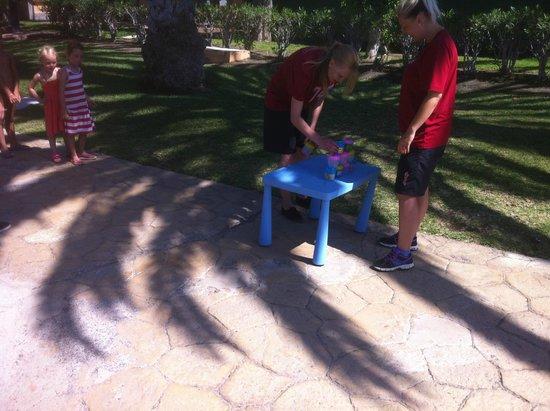Dunas Maspalomas Resort: Super entertainment voor de kids