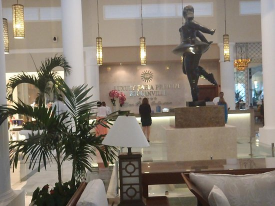 Luxury Bahia Principe Bouganville Don Pablo Collection: lobby
