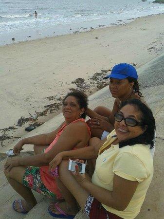 Sao Luis, MA: Praia Boa Viagem-MA