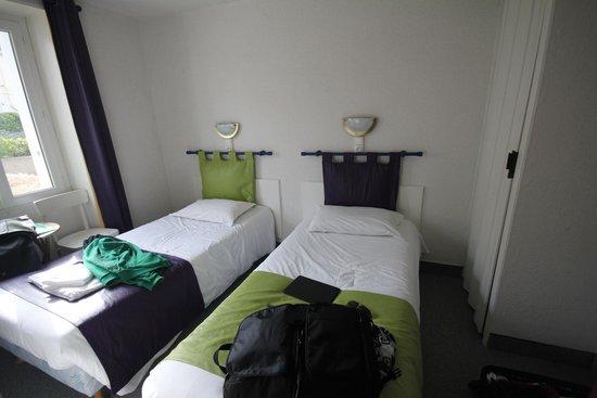 Hotel Alpha Ocean : 4-х местный номер