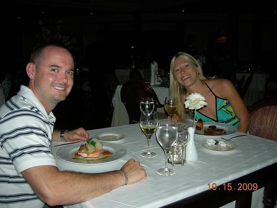 Grand Bahia Principe Punta Cana: Dinner
