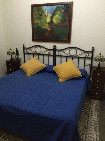 Espacio Azahar: Bed