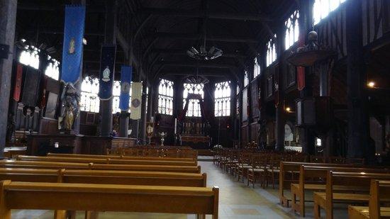 Église Sainte-Catherine : Saint Catherine's Church