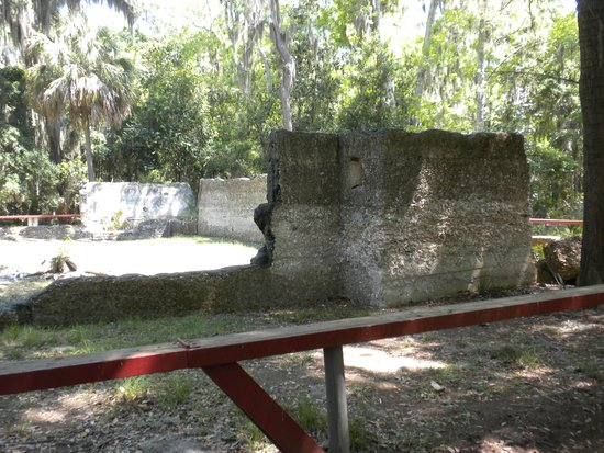 Wormsloe Historic Site : Ruins