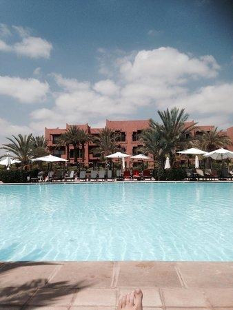 SENTIDO Kenzi Menara Palace: Hotel pool