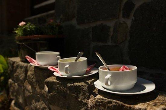 Restaurant Svatobor: excellent soups