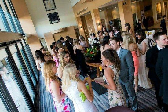 Copthorne Hotel Newcastle: Reception Area