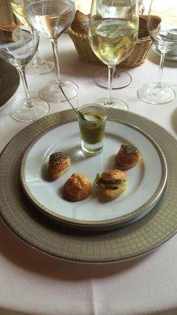 Villa Mazarin La Table : Apéritif offert !!!