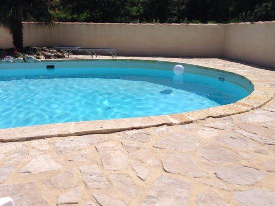 Teuillac, Γαλλία: Pool