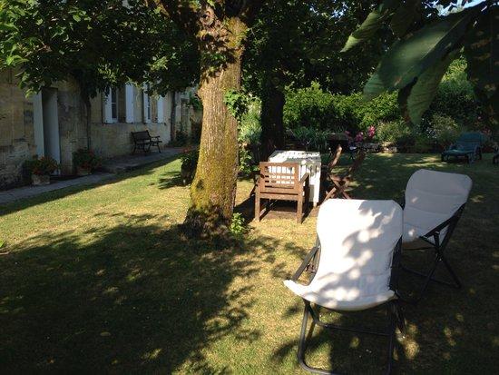 Teuillac, Γαλλία: Garden