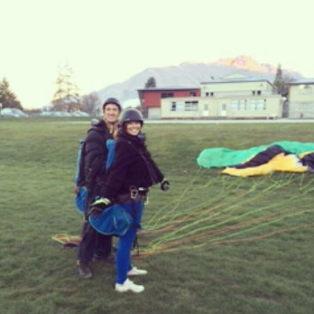 GForce Paragliding: The best experience ever.